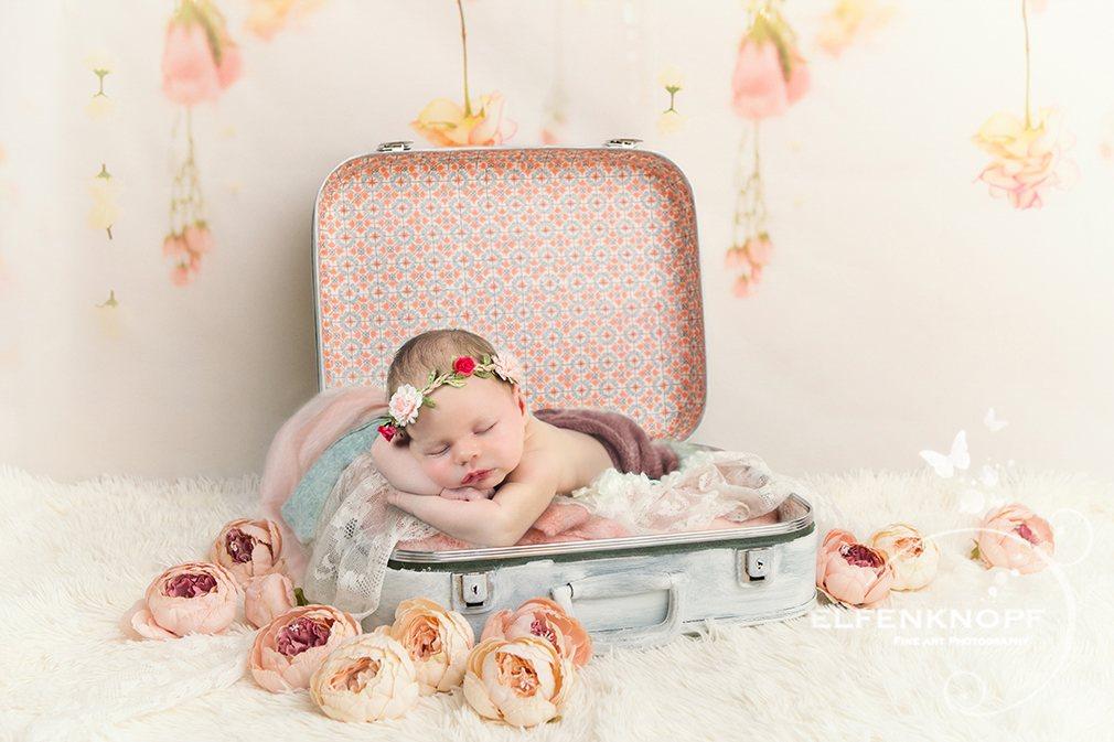 Babyfotografie Newbornfotografie Elfentraum (27)